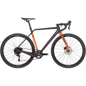 RONDO Ruut X, violeta/naranja